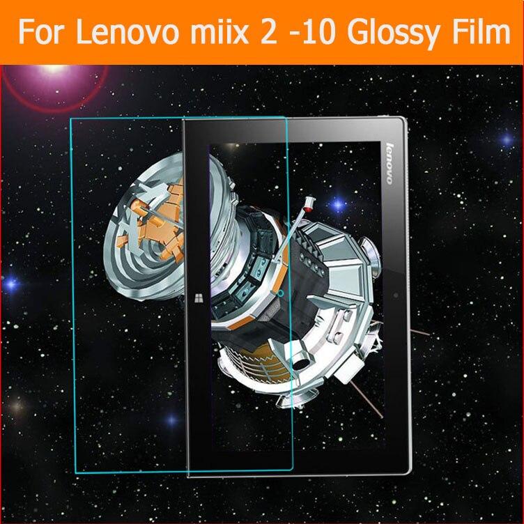Película protectora de pantalla HD transparente y brillante para lenovo Miix2 10-ZTH...