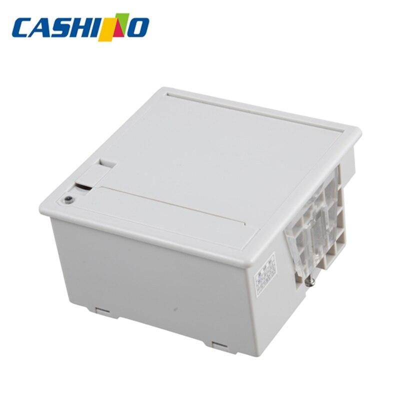 CSN-A5 Mini impresora de Panel térmico autoservicio taxi medidor de impresora (DC5-9V, RS232 + TTL)