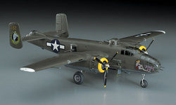 "Brinquedos 1/72 Kyohko Hasegawa B-25J ""Mitchell"" bombardeiro médio modelo de Montagem"