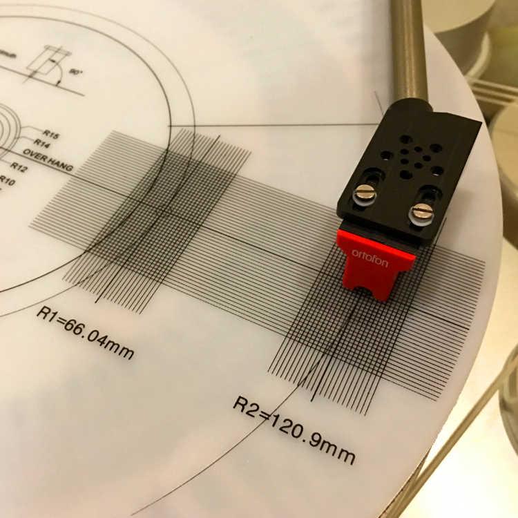 Lp Vinyl Pickup Kalibrierung Abstand Gauge Winkelmesser Einstellung Werkzeug Einstellung Herrscher Anti Schiebe Platte Plattenspieler Zubehör Amplifier Aliexpress