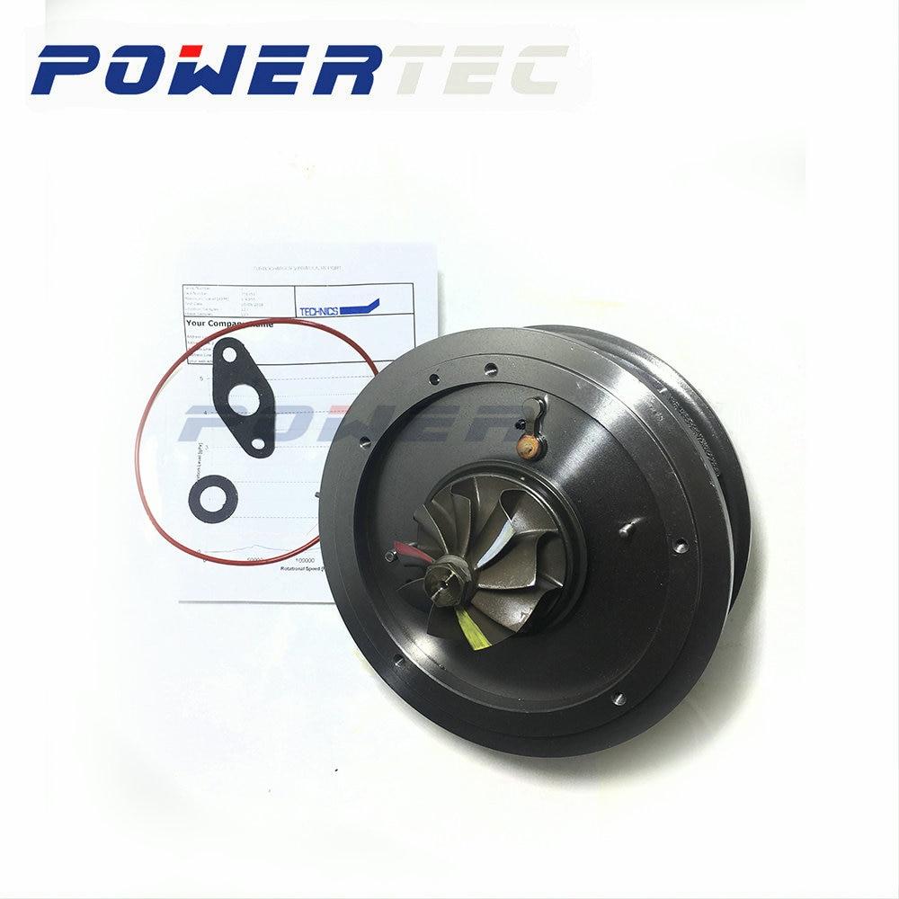 Turbocompresor GTB2260VK cartucho turbo CHRA core 758351 para BMW 525D 525XD 530D 530XD 730D 730LD E60 E61 E65 E66 231HP/235HP