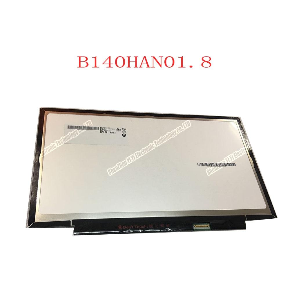 شاشة Lcd تعمل باللمس لجهاز Lenovo ThinkPad X1 Yoga ، 14.0 بوصة ، FHD ، IPS ، B140HAN01.8
