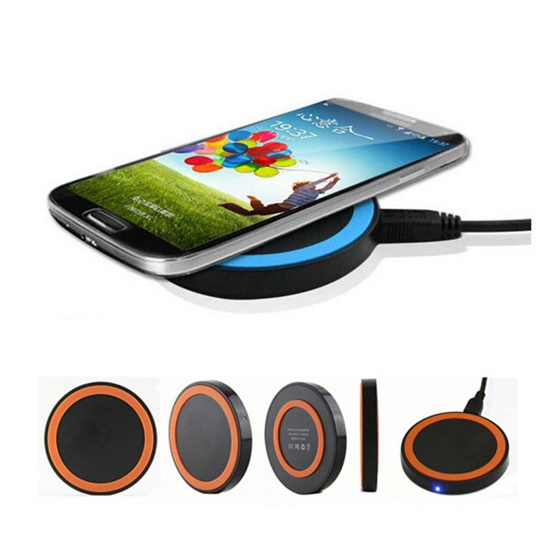 Профессиональное Qi Беспроводное зарядное устройство, коврик для Nokia Samsung Galaxy S8 Plus S7 S6 Edge Note 5 Sony Xperia Z4V Z3V