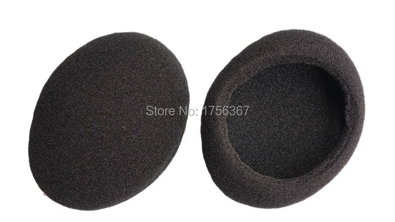 2 Pair Ear pads(earcups) replacement cover for Cyber Acoustics AC-100 AC-100R AC-100B AC-200R AC-204 AC-400MV headphones enlarge