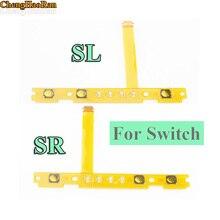 ChengHaoRan 1 pièce de rechange SL SR bouton câble flexible pour Nintendo NS Switch Joy-Con gauche droite bouton clé câble flexible