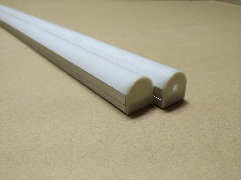 Aluminum LED Architecture Profile For LED Strips light/aluminum extrusion/aluminum channel for led bar light  free shipping