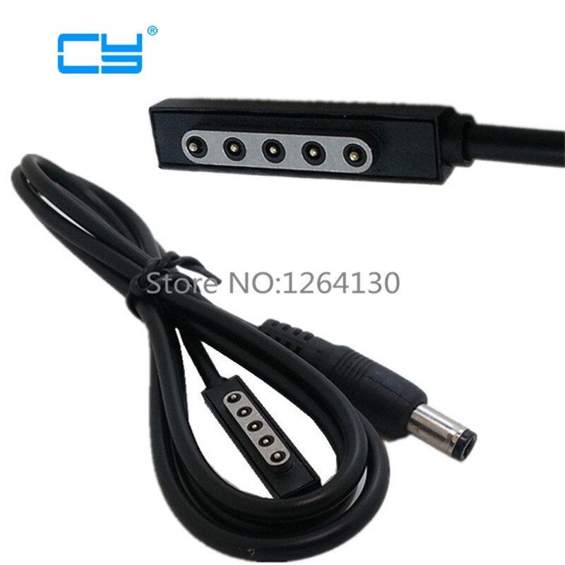 Зарядное устройство для мобильного телефона, кабель для планшета, Магнитный зарядный кабель для Microsoft Surface PRO 2 RT Surface 2