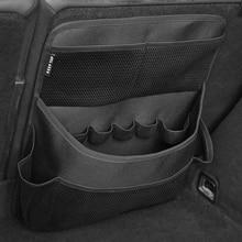 Quality Oxford Fabric Car Trunk Back Seat Organizer Bag Storage Stowing Backseat Storage Pocket Back Seat Hanging Pocket