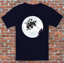 E T Bikeing Alien Kodos Yoda Metroid Alf grignoteuse Space Invader Mashup t-shirt S 3Xl 100% coton t-shirt pour homme