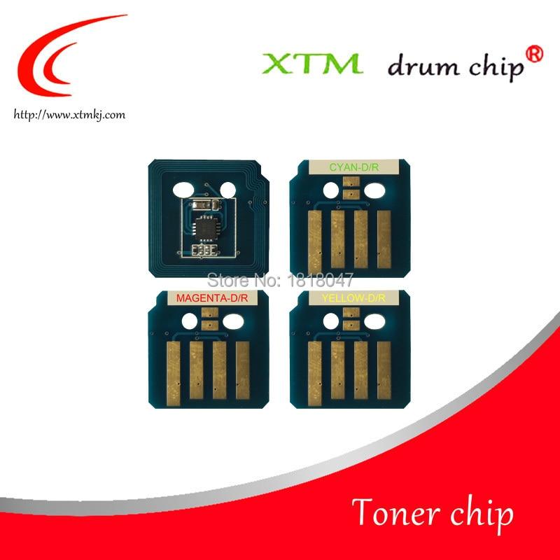 Совместимые чипы для лазерной струи, 106 r01510 106 r01507 106 r01508 106 r01509 18K 12K для Xerox Phaser 6700 тонер-картриджей