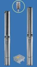 Pompe électrique solaire centrifuge 4 pouces 1350W   Livraison gratuite, pompe Submersible 3 ans, accessoires gratuits, 4SSC10/100-D90/1350