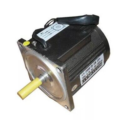 محرك أحادي الطور بتيار متردد 220 فولت 25 وات ، محرك سرعة منظم بتيار متردد بدون علبة تروس محرك عالي السرعة بتيار متردد ،