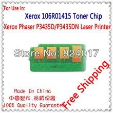 For Xerox Phaser 3435 P3435D P3435DN Printer Toner Cartridge Chip,For Xerox 3435 CWAA0762 106R01414 106R01415 Refill Toner Chip