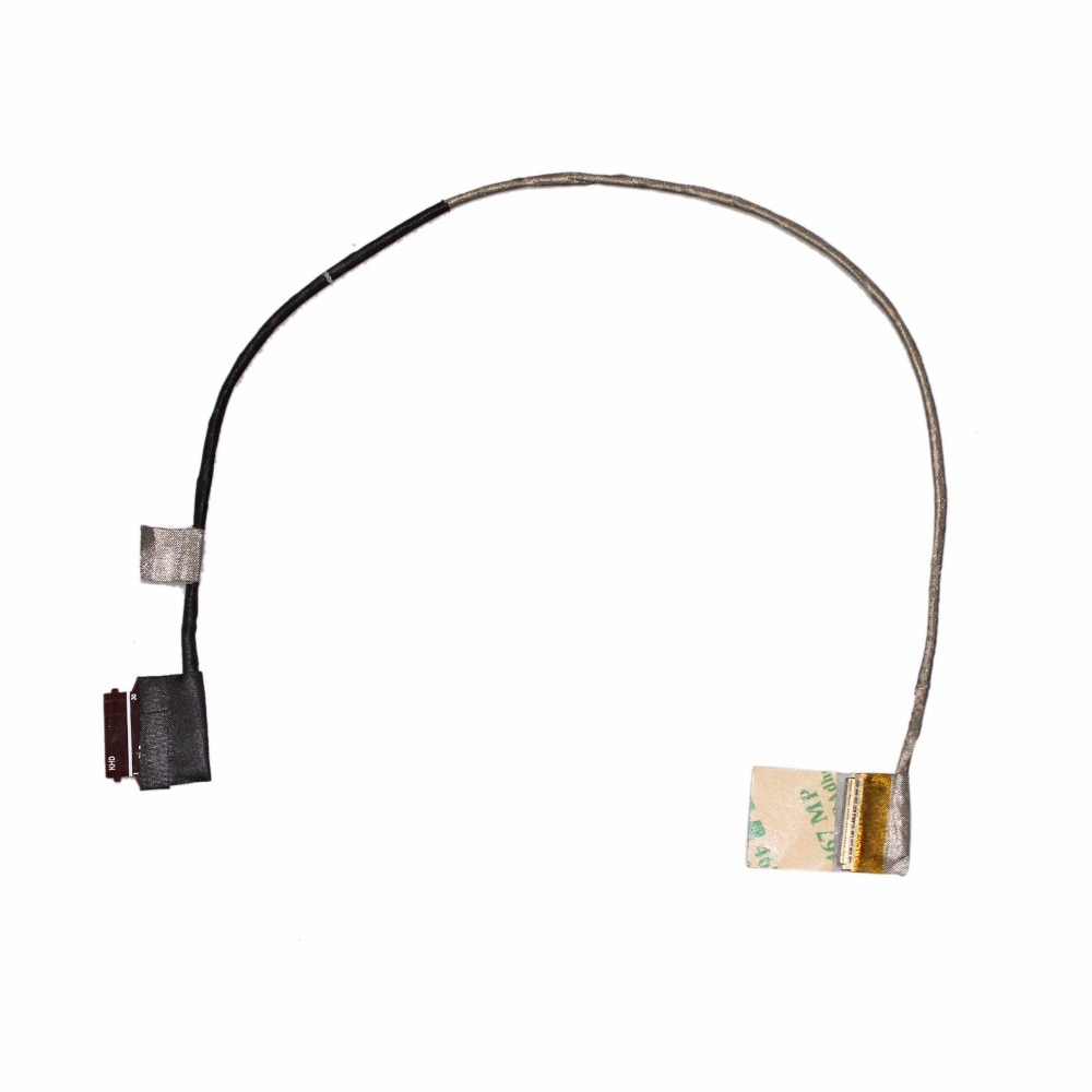 P/N DD0BLQLC060 de vídeo LCD Flex cable LVDS Línea alámbrica para DD0BLQLC040 Toshiba Satellite C55-C5300 C55-C5232 C55-C5240
