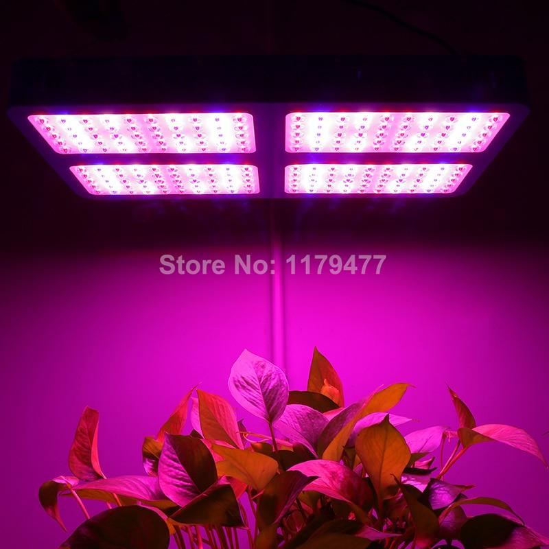 DHL/FedEx 4PCS 2000W High Power LED Grow Light Full Spectrum Red/Blue/White/UV/IR 410-730nm For Indoor Plants and Flower enlarge
