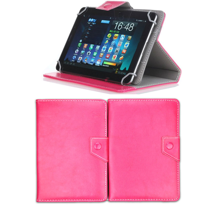 Myslc Couro PU cobrir caso para caso Ostras T102ER/T104MBi/T104W/T14N 3G 10.1 Polegada Tablet