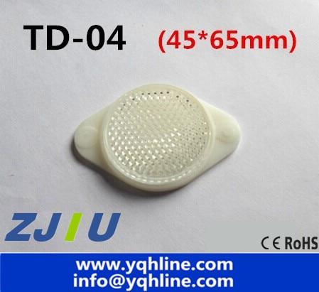 Envío Gratis 5 piezas fotocélula Sensor interruptor componentes Td espejo Reflector placa (TD-04)