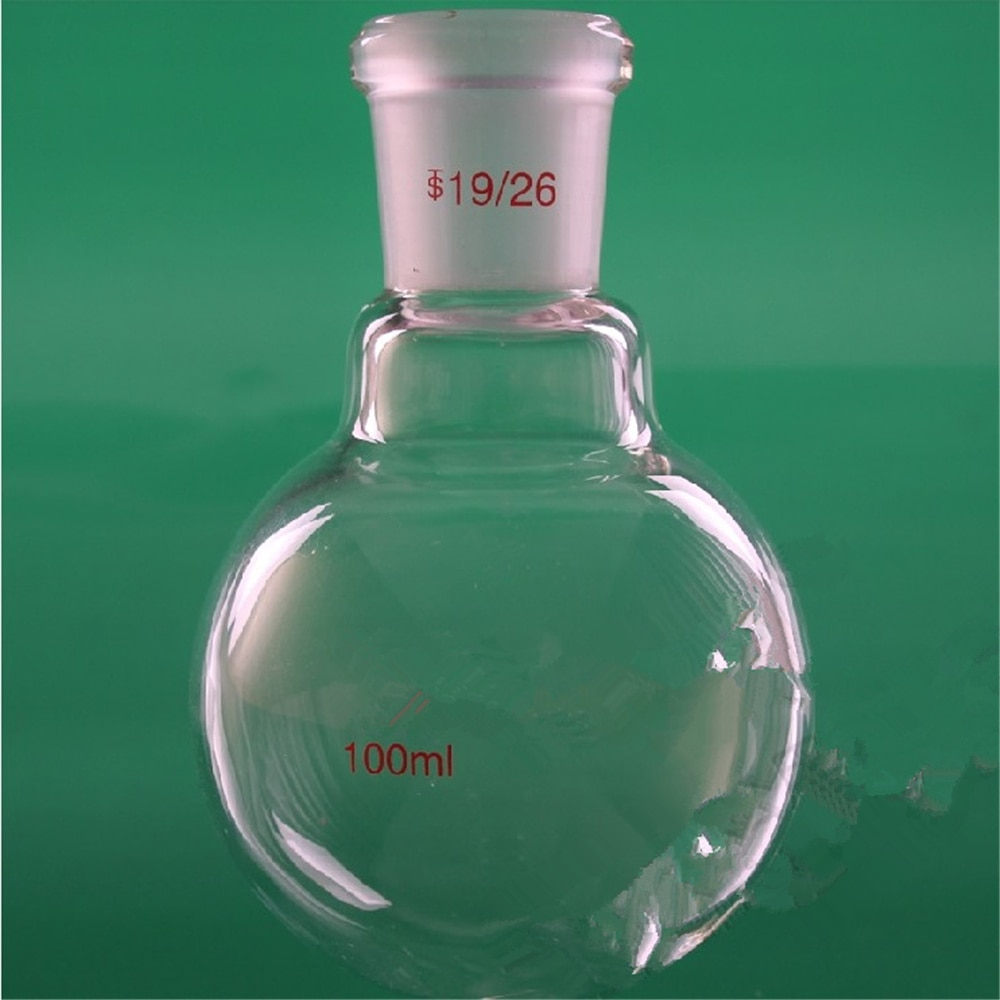 50ml,100ml,250ml,500,1000,2000,5000ml 19/26,Single Neck,Round Bottom Glass Flask,One Neck,Chemical Boliling Vessel Lab Supplies 1pc 100ml 24 29 1 neck round bottom glass flask single neck lab boiling bottle