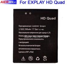 Do EXPLAY HD Quad bateria w 2100mAh wysokiej jakości