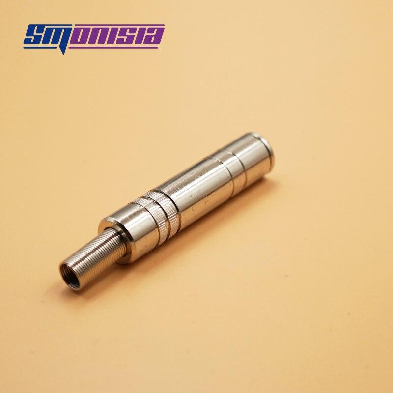 Smonisia-موصل صوت 3 أقطاب للجيتار ، 100 قطعة ، 6.35 مللي متر/6.5 مللي متر ، 6.35 / 6.5 مم