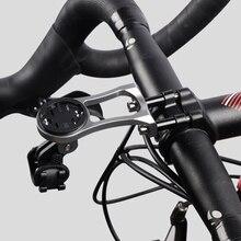 Vtt route vélo ordinateur support de montage caméra téléphone boussole digitale supports ultra-léger monture Compatible pour GARMIN Bryton CATEYE