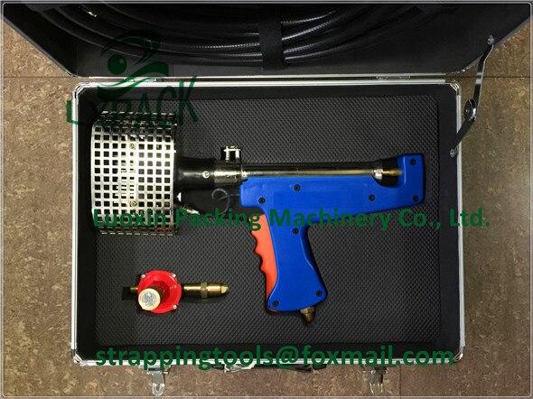 LX-PACK Marca de CALOR Encolher ENCOLHER TOCHA GPL GPL Tocha produto Popular pistola de calor para encolher filme Encolher Tocha de Gás em venda