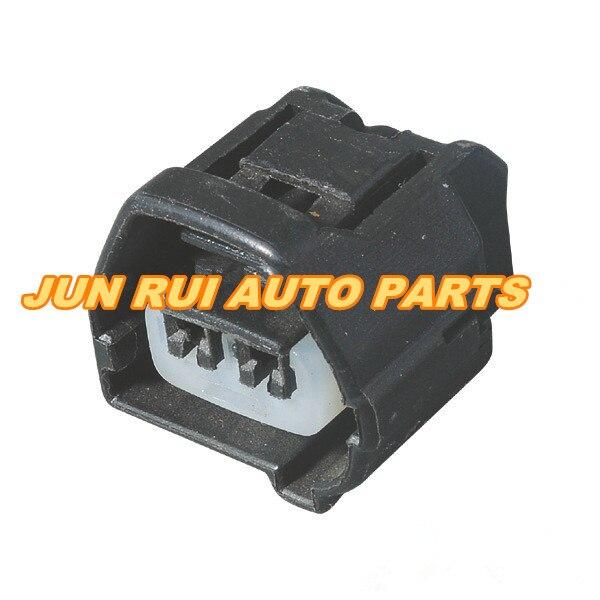 10/20/50/100 pcsAuto 2 Pin/Way conector impermeable del Sensor del cigüeñal macho hembra para Lexus Toyota Reiz 7283-7023-10