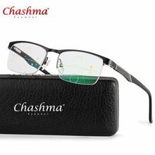 التيتانيوم سبائك متعددة التدريجي التنسيق التجاري نظارات للقراءة الرجال الديوبتر النظارات طويل النظر النظارات gafas دي lectura