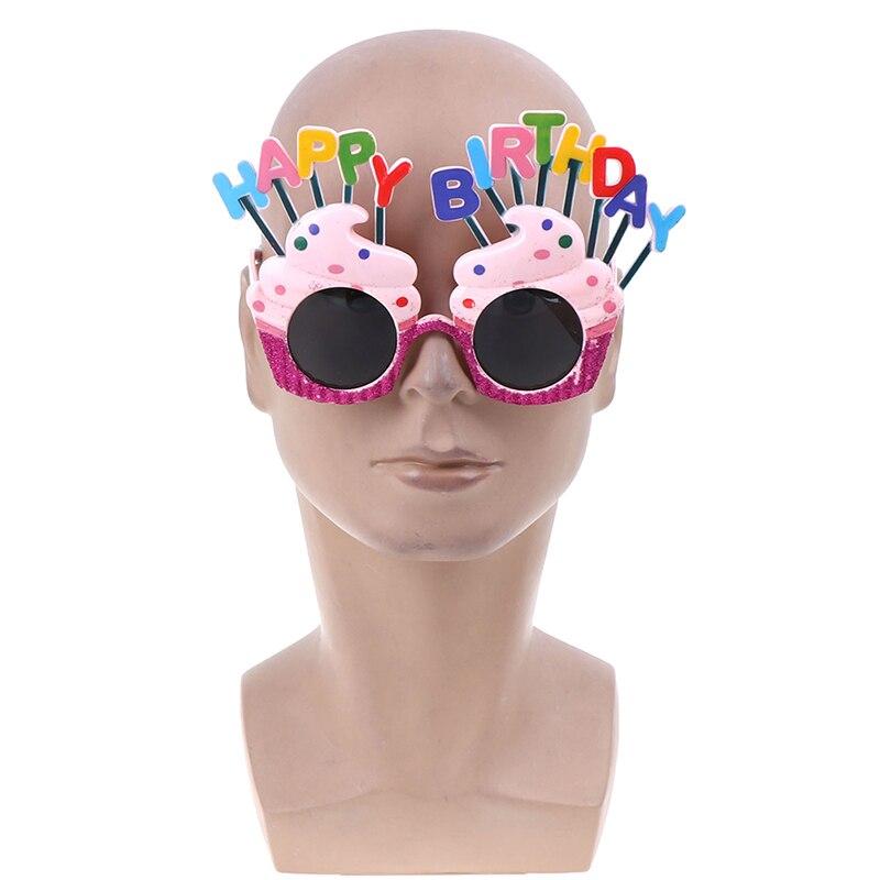 2019 kids Girls Boy Funny Cartoon beer Anti sunshade Eyeglasses Toddler Baby infants Sunglasses children party supplies
