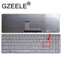 Gzeele novo para toshiba satélite L50-B L50D-B L50t-B L55-B L55D-B teclado inglês versão eua