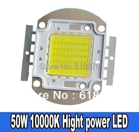 50 w LED High Power LED SMD Branco Frio 20000 k 30-36 v para DIY