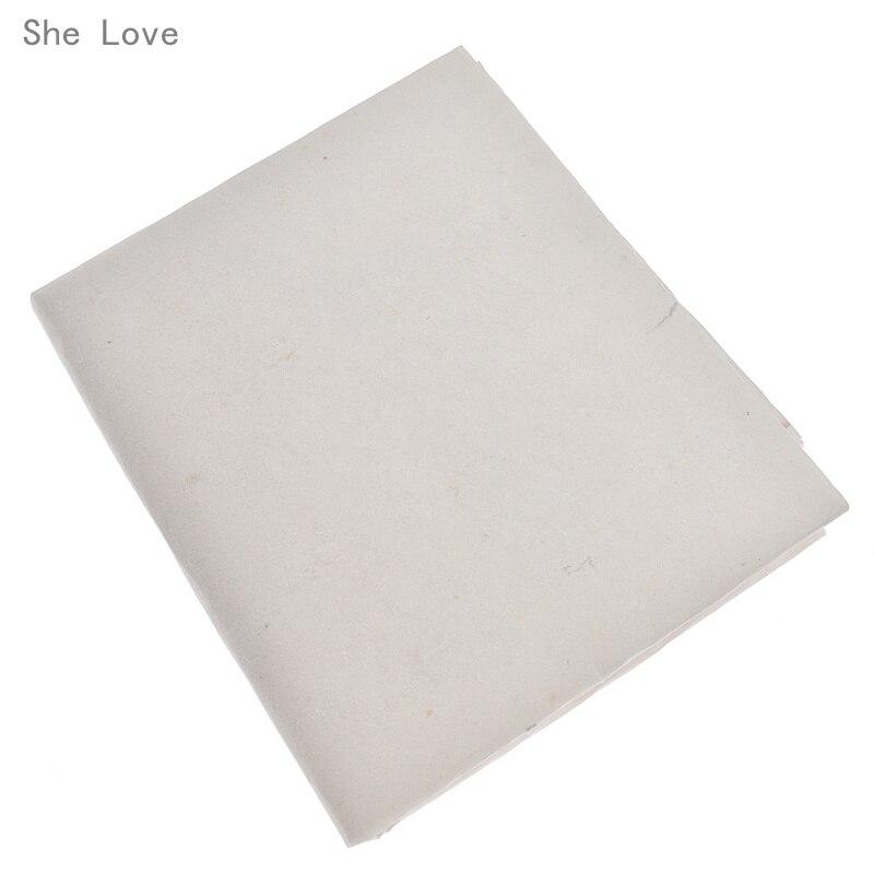 She Love-broderie facile à déchirer   Support stabilisateur, tissu couture Patchwork bricolage