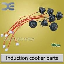 100K thermistances Induction cuisinière pièces capteur de température gaz Thermocouple Kit