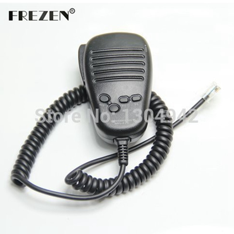 6-pin plug Remote Speaker Mic Microphone PTT For MH-42B6J Yaesu FT-7800R/ 7900R FT-8800R FT-8900R FT-1900R FT-2900R FT-1802