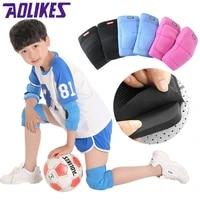 2pcslot children sport thicken sponge knee pads dance ski football support kneepad gym fitness joint protector knee sleeve kid