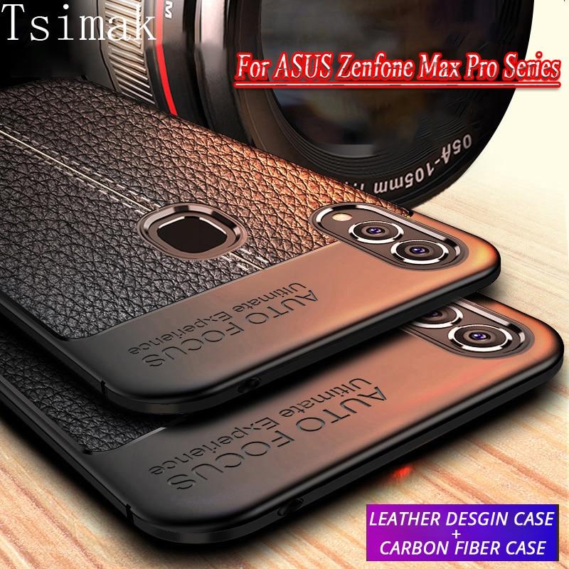 Чехол для ASUS ZenFone Max Pro M2 ZB633KL ZB631KL M1 ZB601KL ZB602KL ZB555KL ZA550KL ZB570TL 6 ZS630KL силиконовый чехол для задней панели
