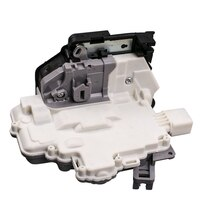 New 8-pin Rear Left Door Latch Lock Actuator 8K0839015 For Audi A4 B8 Q3 Q5 Q7 8K0839015