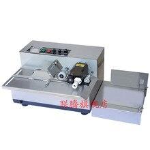 MY-380-machine électrique automatique pour logo coloré   Rouleau dencre et de date de Production/imprimante à roulettes, machine de marquage de sacs en plastique