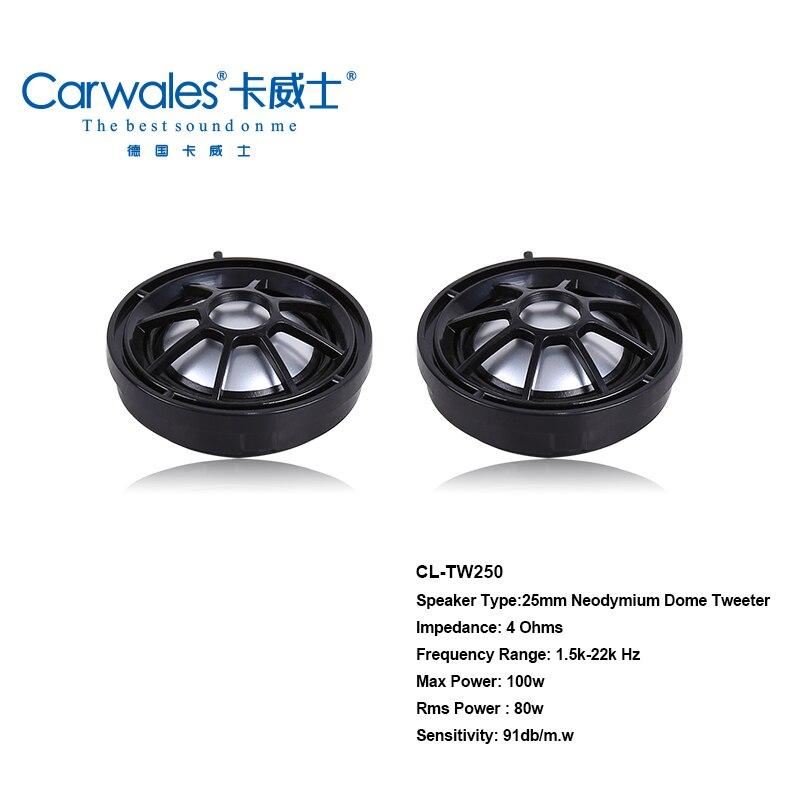 Altavoz de Audio Para Coche, dispositivo de Audio Para automóvil, 100W