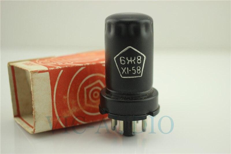 1PC OTK electrón tubo reemplazar 6J8P 6SJ7 6SG7 717A 5693 tubo de vacío envío gratis