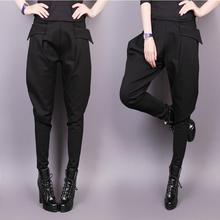 New 2017 Summer harem pants banana fashion pants were thin pantalones mujer Wild feet Large size pants women