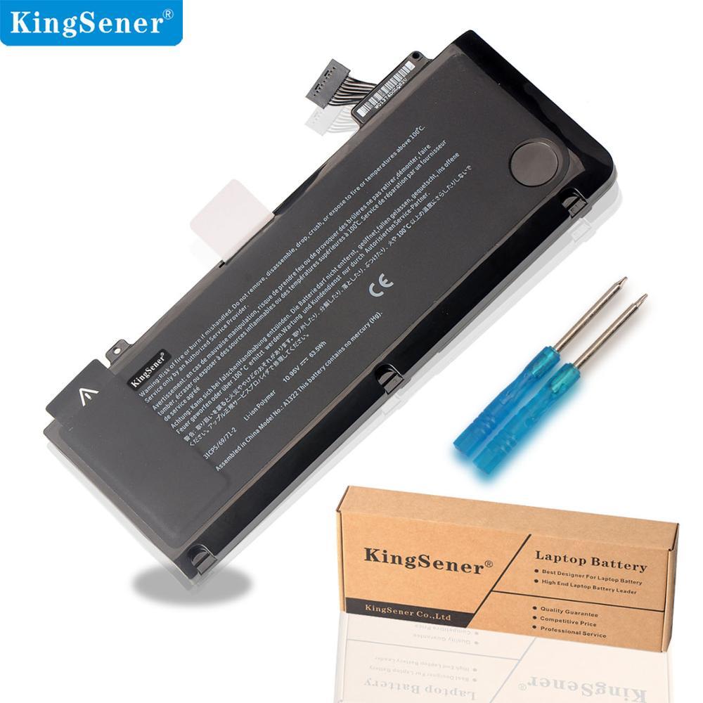 "KingSener A1322 Battery For Apple MacBook Pro 13"" A1278 A1322 MB990 MB991 MC700 MC374 MD313 MD101 MD314 MC724 MC375 MC374LL/A"