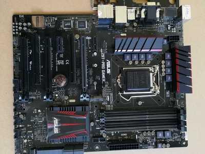 Asus Z97-PRO GAMER Z97 chipset 1150-pin DDR3 soporta M2 usado 90% nuevo