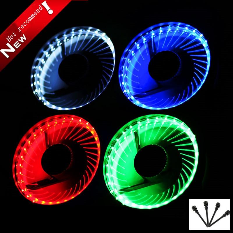 Вентилятор CoolerAge, 32 светодиода, тихий, 120 мм, для ПК, для корпуса компьютера, теплоотвод, кулер, вентилятор охлаждения, красный, зеленый, синий, ...