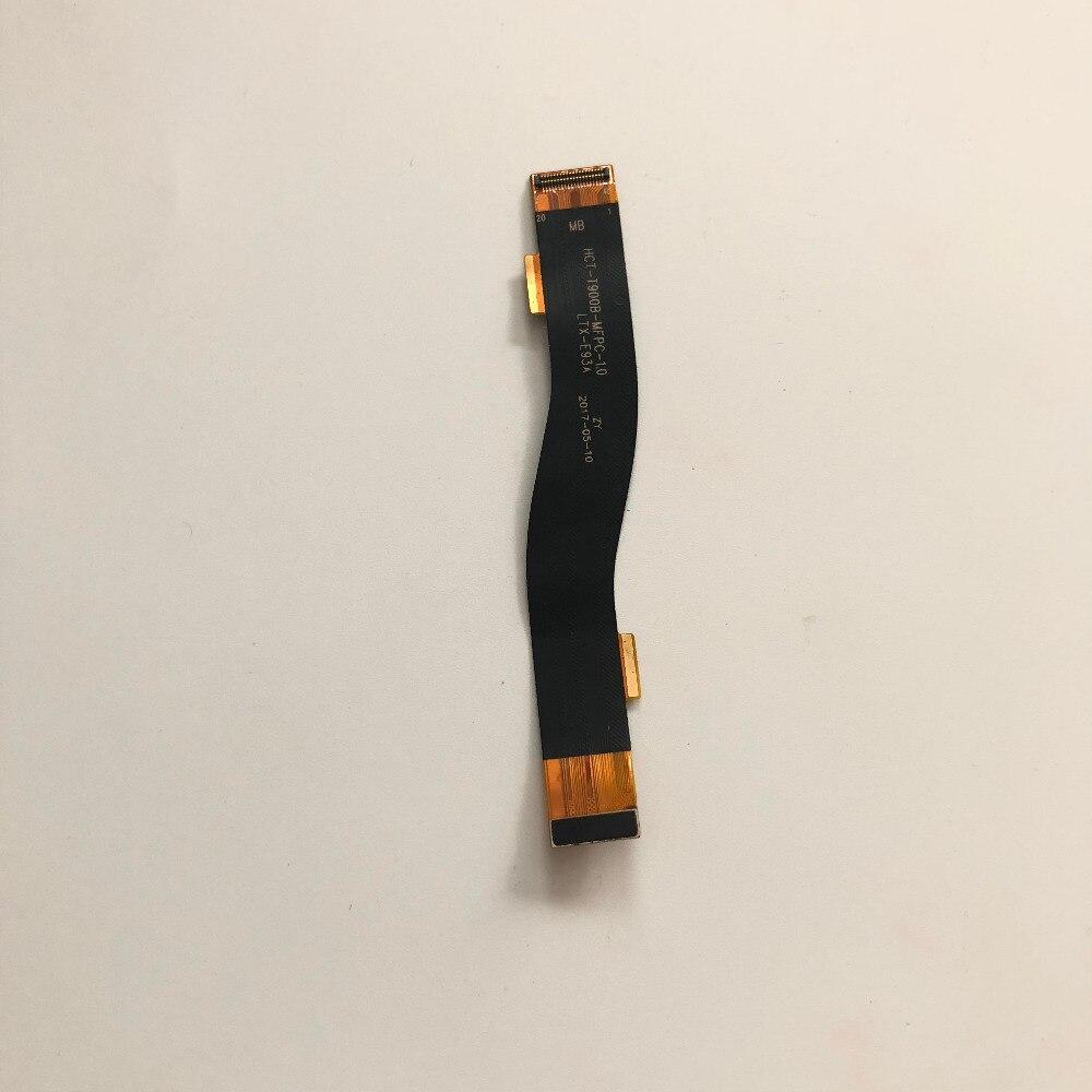 Placa de carga USB usada para placa base FPC para BLUBOO S1 MTK6757 Octa Core 5,5 ''FHD 1920x1080