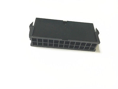Molex 4,2mm 5559 24 pin de alimentación hembra conectores carcasa de plástico 24P 4,2 placa base hembra 5559 conector