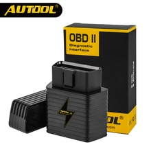 OBD2 II-voiture Bluetooth ELM327 V1.5   ELM 327 OBD Scanner Auto, lecteur de Code, outil de Diagnostic automobile multifonction A5