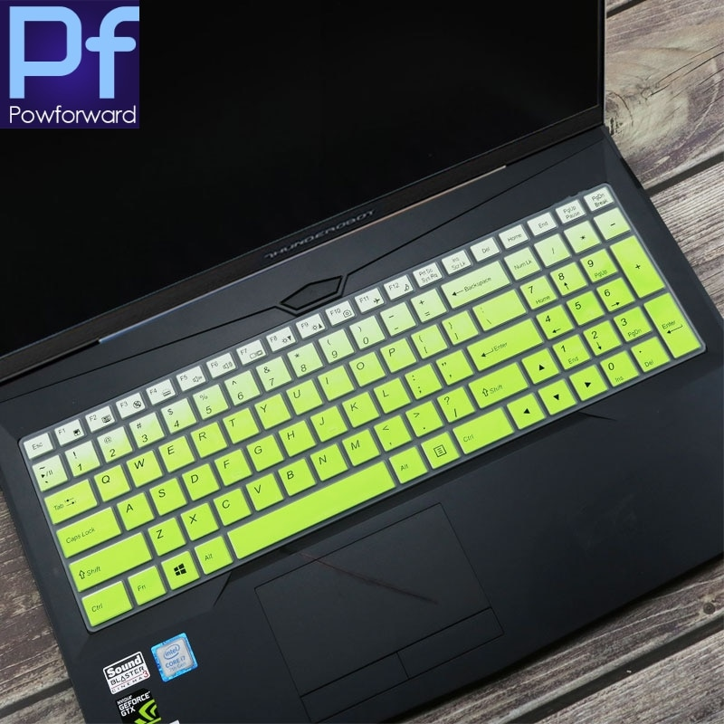 Für HASEE Z6 Z7M T6Ti-X7 KP5D1 KP7S1 K670E-G6E3 machenike T58 ThundeRobot 911SE Laptop Tastatur Abdeckung Haut