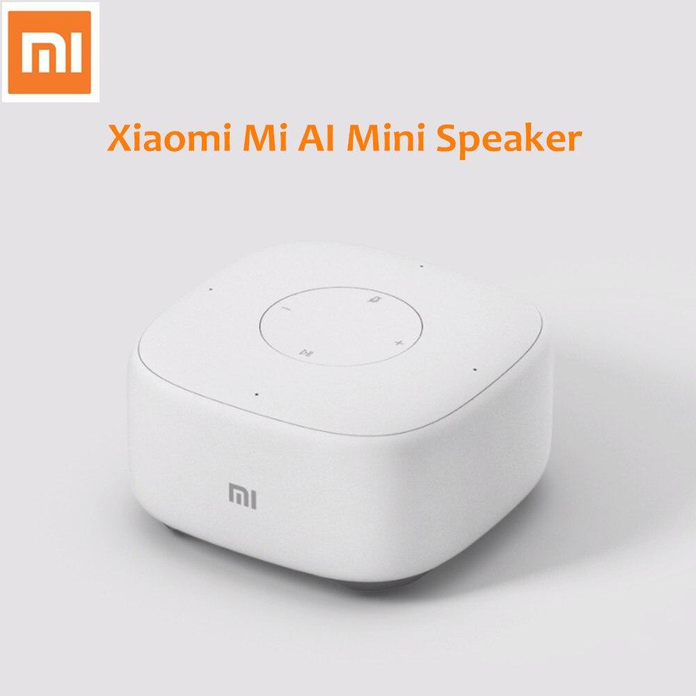 2018 Smart Speaker For Xiaomi Mi Al Mini Voice Control Smart Speakers Bluetooth Radio Player WiFi Story Teller