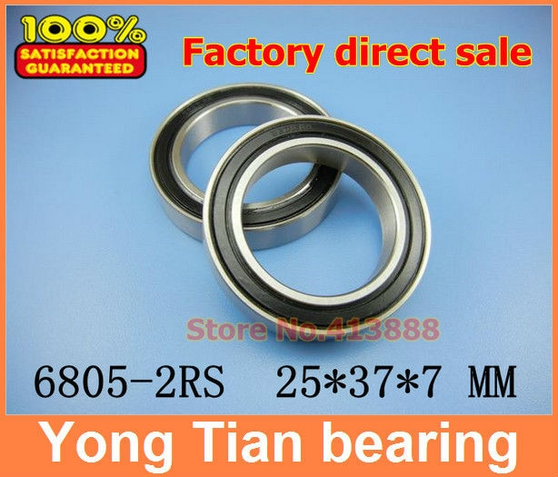 10 unids/lote rodamientos de acero inoxidable Z2V1 SUS440C de ABEC-1 de alta...